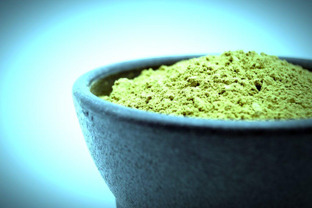 Green Vein Kratom Powder Selection